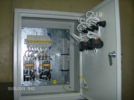 Ящик управления двигателем Я5000 (РУСМ)