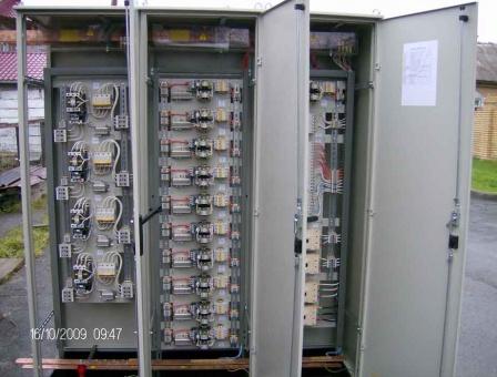 Низковольтное комплектное устройство (НКУ)