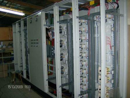 Низковольтное комплектное устройство (НКУ) сборка